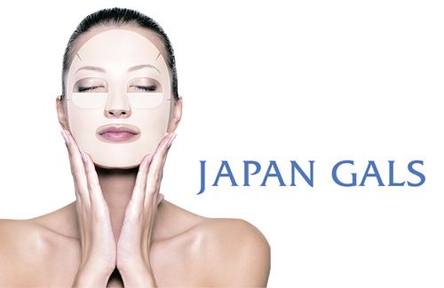 Маски для лица Japan Gals
