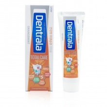 Зубная паста Dentrala total care orangemint 120 гр 624738